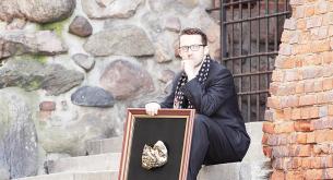 Polski artysta idealnie zatrzymał czas w formie przestrzennej
