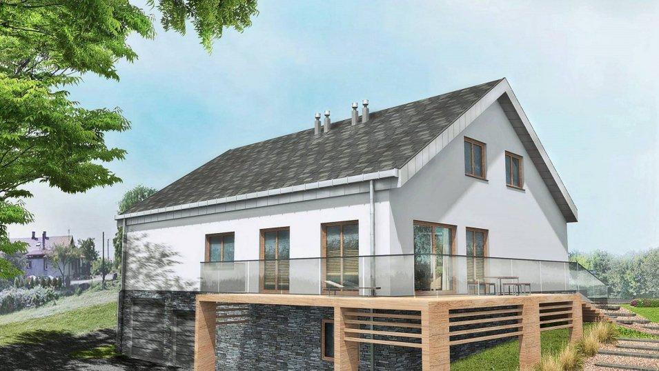 Polacy budując nowe domy, coraz częściej stawiają na unijne rozwiązania