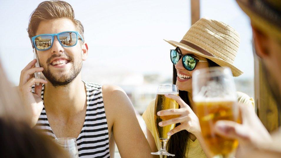 Nad Bałtykiem turyści nie mają problemu z zakupem zimnego piwa czy lodów. Brakuje za to czystych toalet!
