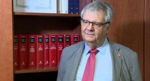Prof. Kruszyński: W sądach orzekają coraz starsi sędziowie, ale to nie daje gwarancji na dobre wyroki