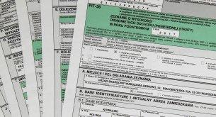 Błędy w deklaracji podatkowej bez kary? Ważne, by oddać ją o czasie, resztę załatwi korekta