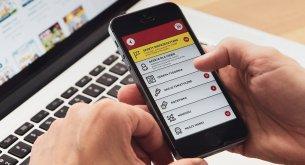 Eksperci: Rośnie potencjał aplikacji zakupowych wśród osób korzystających z Internetu