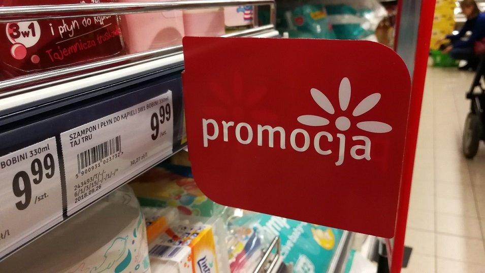 Problem sieci i dostawców. Nawet 40% prowadzonych w sklepach promocji może naruszać prawo podatkowe