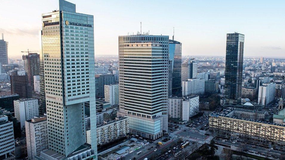 Analiza Colliers International: Warszawa z najniższym współczynnikiem pustostanów od 2012 roku