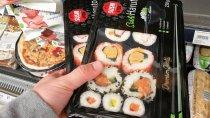 Euro i dolar przyczyną wyższych cen sushi w polskich  sklepach. Wzrost jest nawet na poziomie 50%