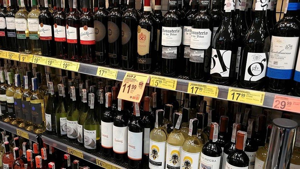 Pandemia wywraca ceny alkoholu. W sklepach jest średnio o 40% drożej niż rok temu